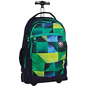 Подростковый рюкзак на колесах Chiemsee Хамелеон
